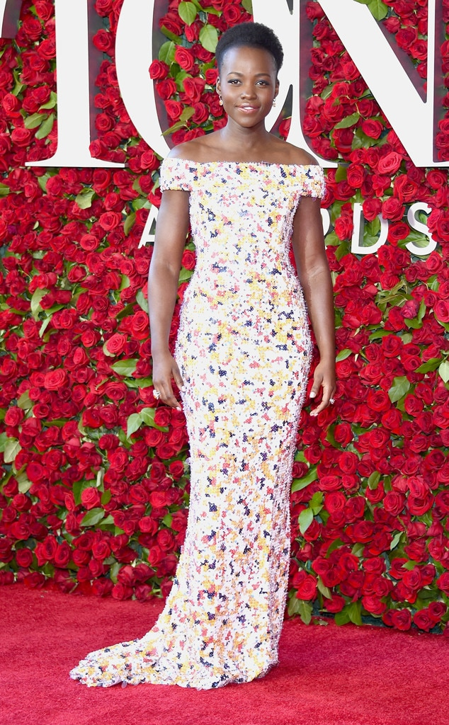 Lupita Nyong'o, Tony Awards 2016