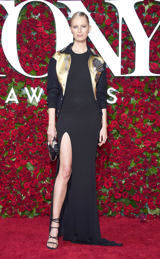 Karolina Kurkova, Tony Awards 2016
