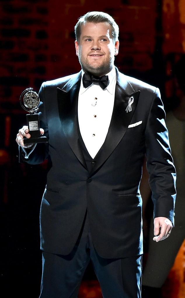James Corden, Tony Awards 2016