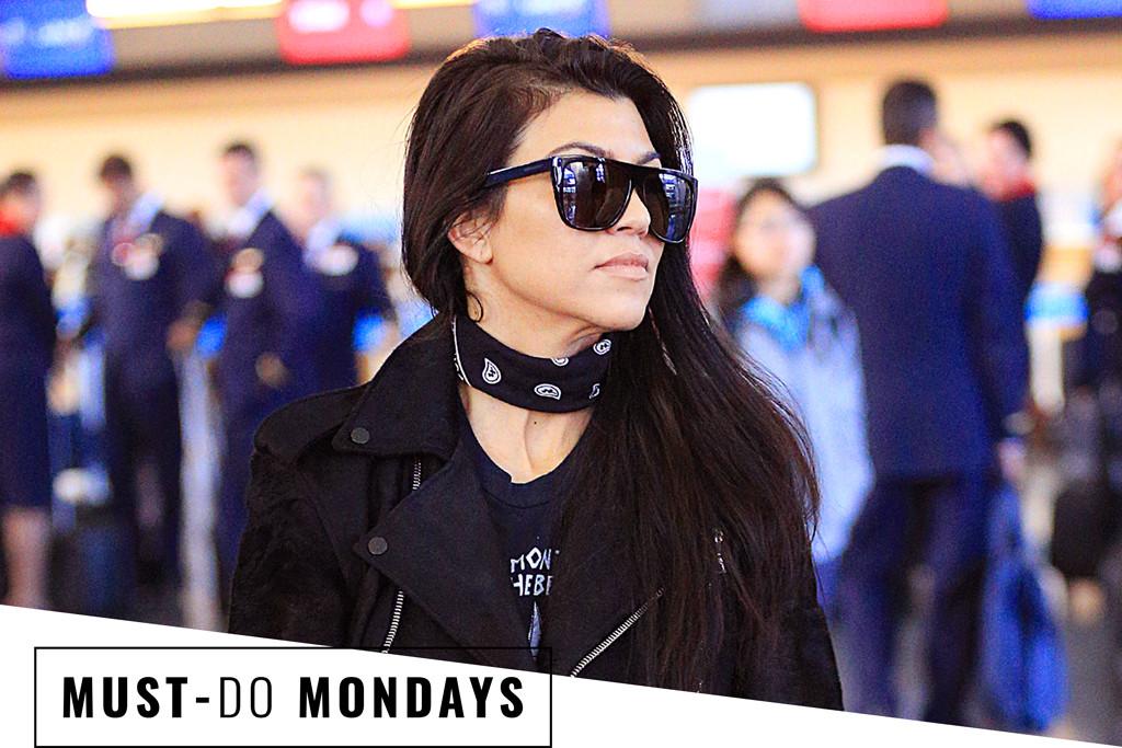 ESC: Must Do Monday, Kourtney Kardashian