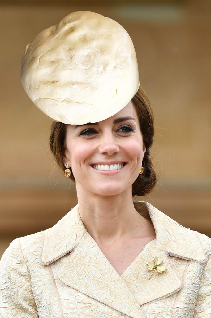Kate Middleton, Catherine Duchess of Cambridge, Bread Dough