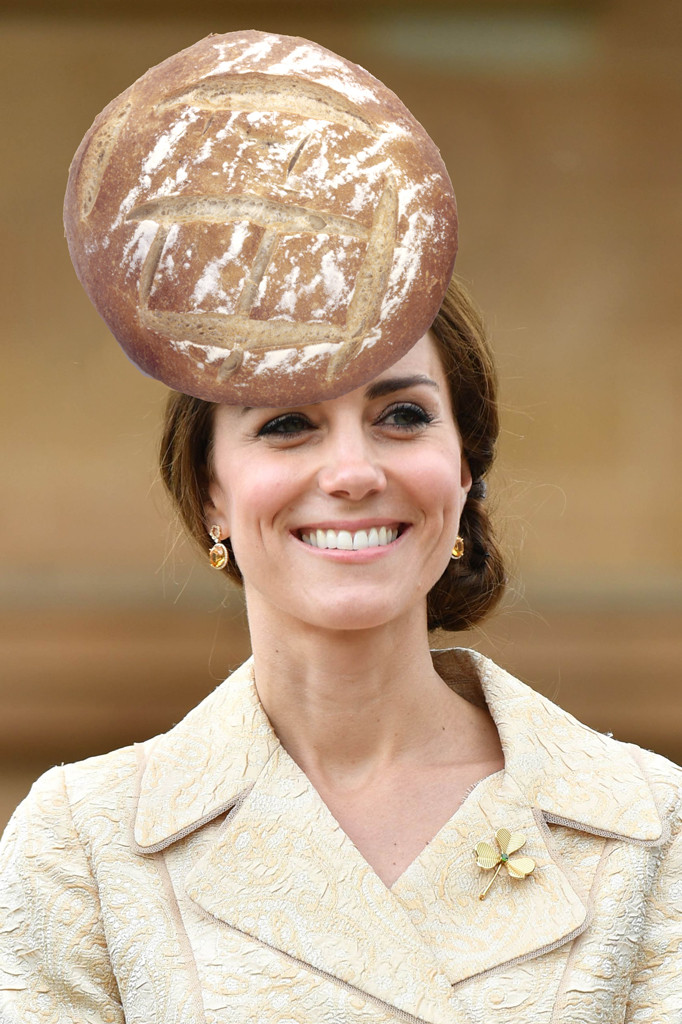Kate Middleton, Catherine Duchess of Cambridge, Sourdough Loaf