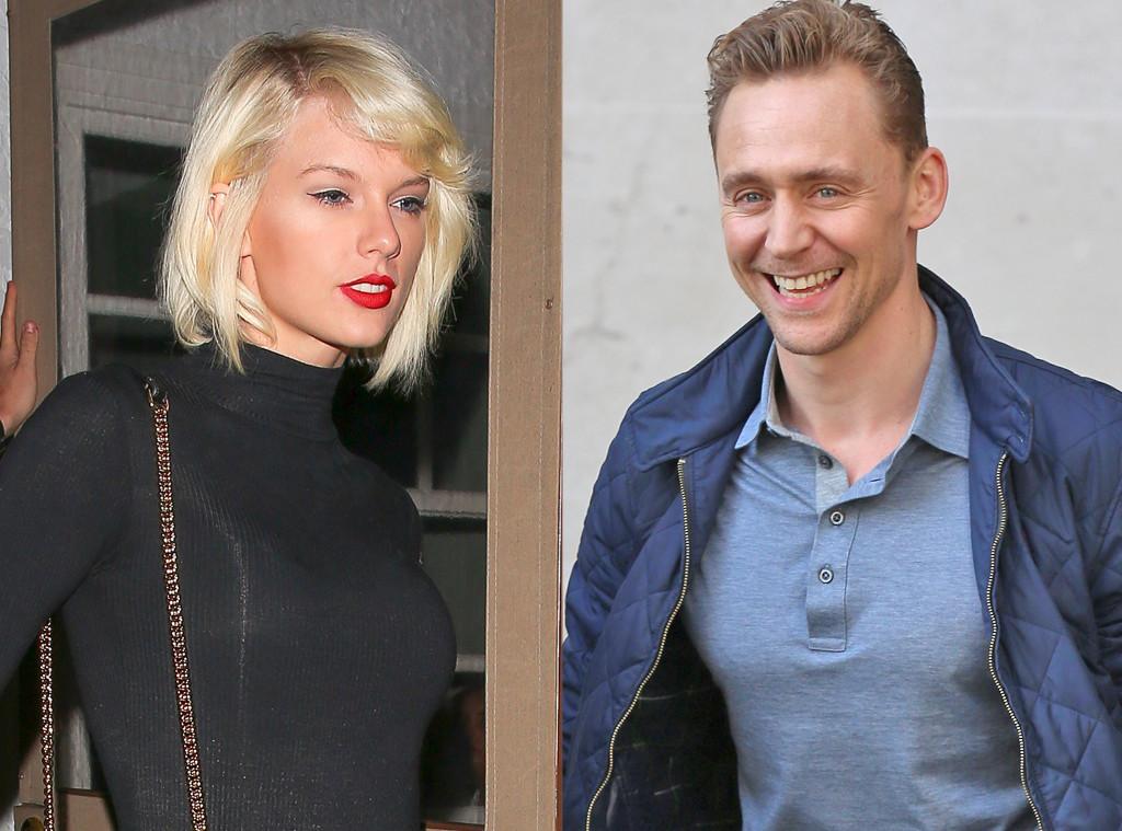 Taylor Swift Beim Knutschen Mit Tom Hiddleston Kurz Nach Der