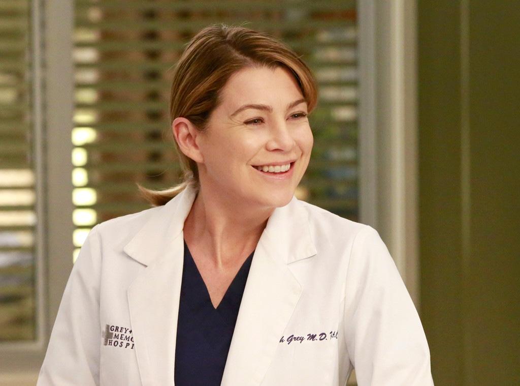 Ellen Pompeo, Grey's Anatomy