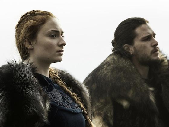 """""""Game of Thrones"""" Sophie Turner hat das beste Bild mit Kit Harington gepostet"""