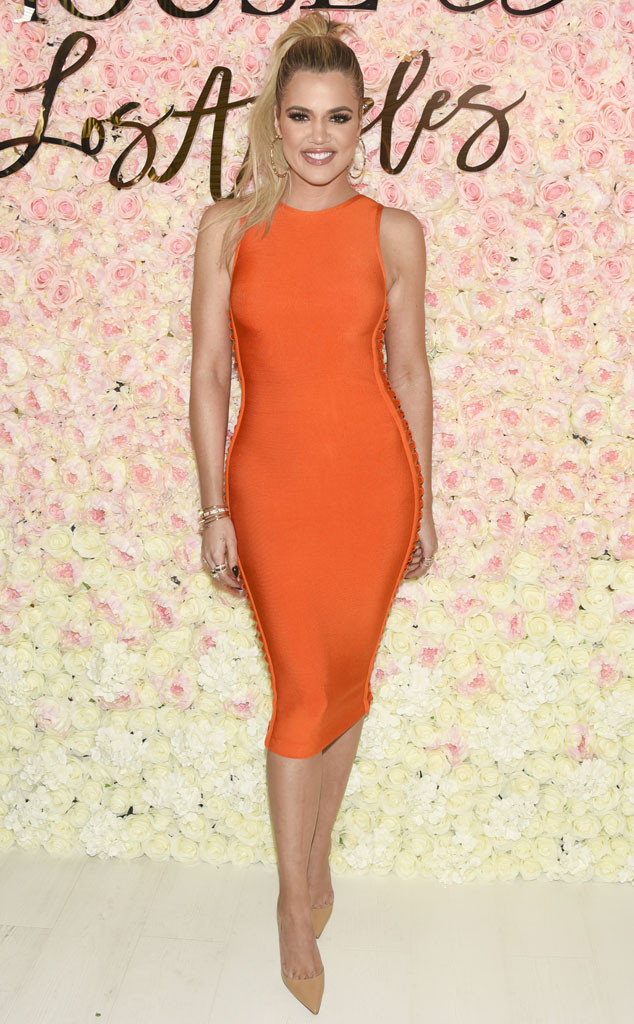 8199f44a58 This Woman's on Fire! Revisit Khloe Kardashian's Best Looks Before ...