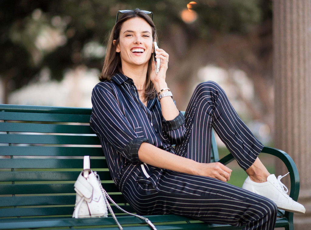 ESC: Alessandra Ambrosio, 5 Days