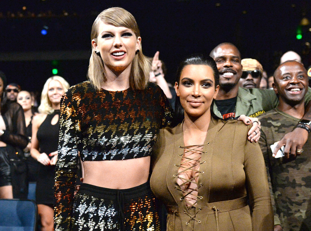 Stars Take Sides In Kim Kardashian And Taylor Swift S Latest Feud E Online