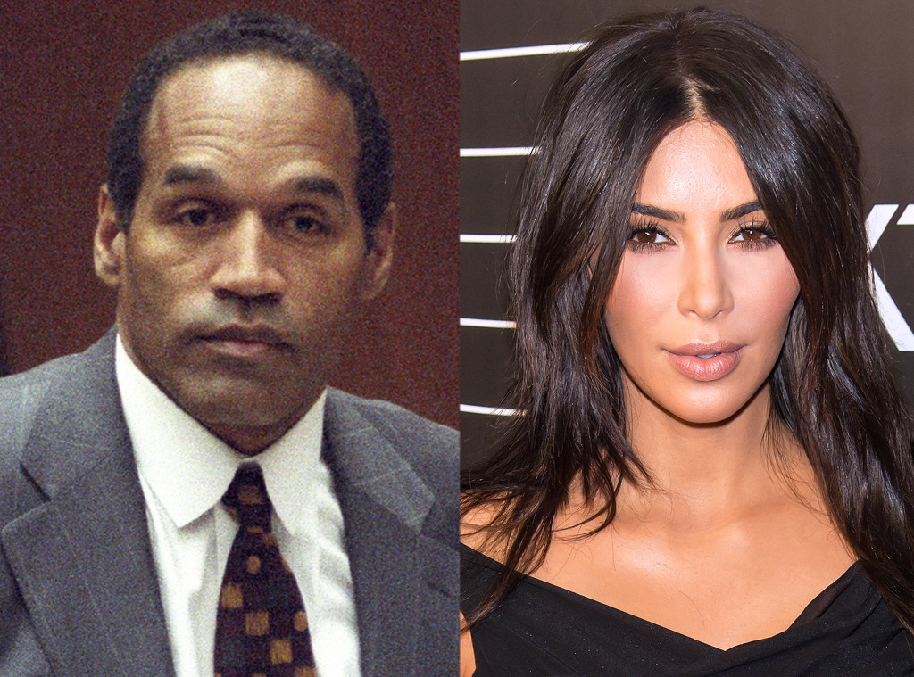 Kim Kardashian Admits To Going Through Oj Simpsons Infamous Louis