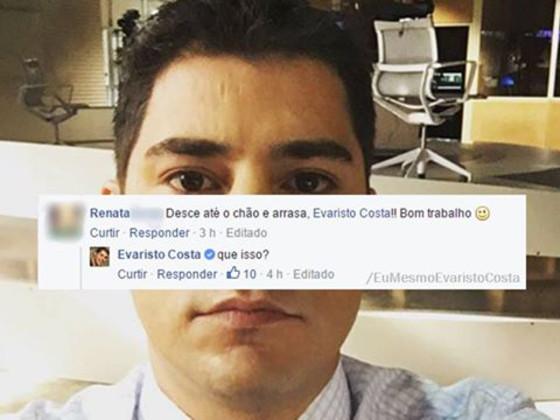 Evaristo Costa