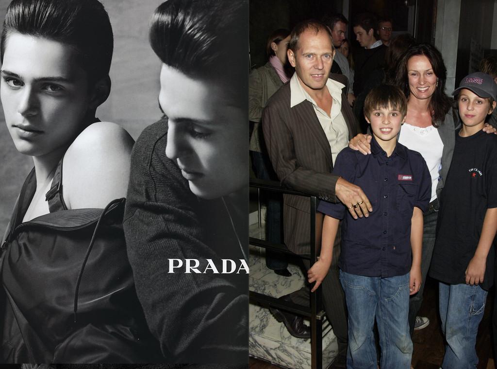 Celeb Kids Who Model, Louis Simonon