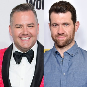 Ross Matthews, Billy Eichner