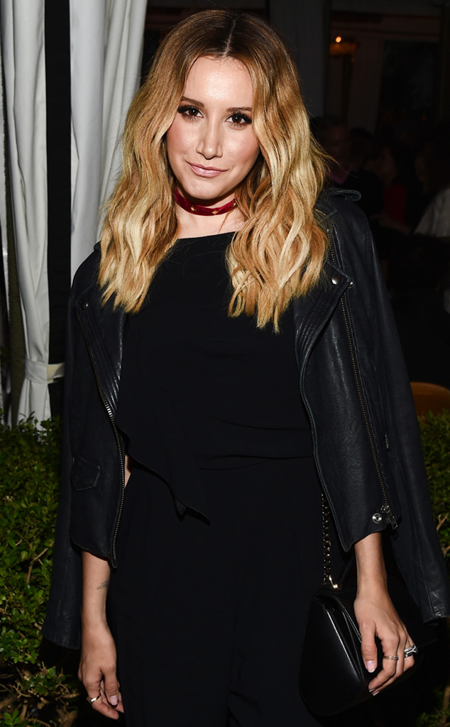 ESC: Ashley Tisdale, Chokers
