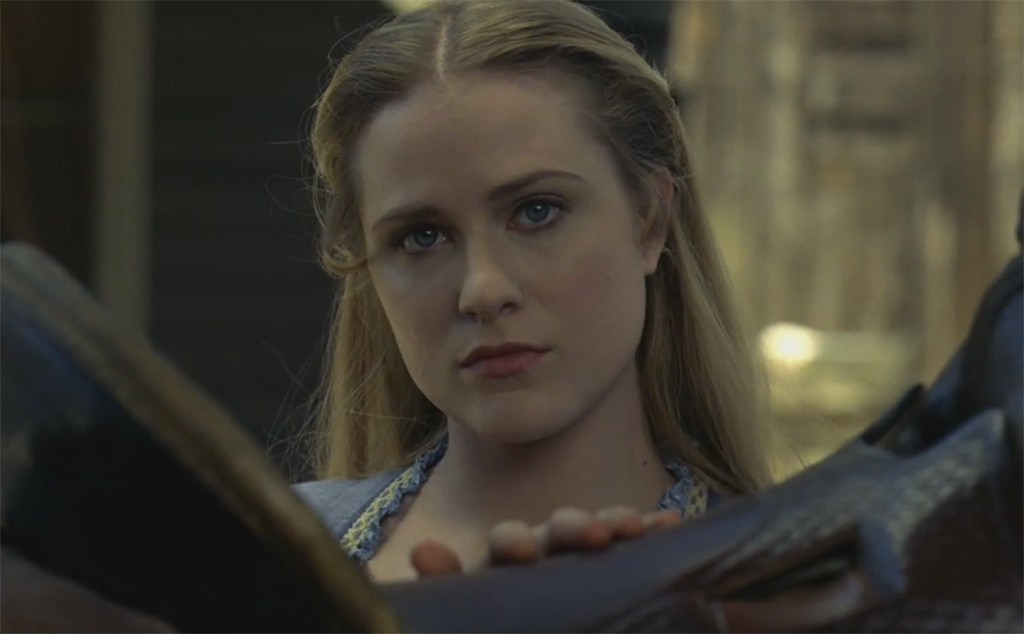 Evan Rachel Wood, Westworld