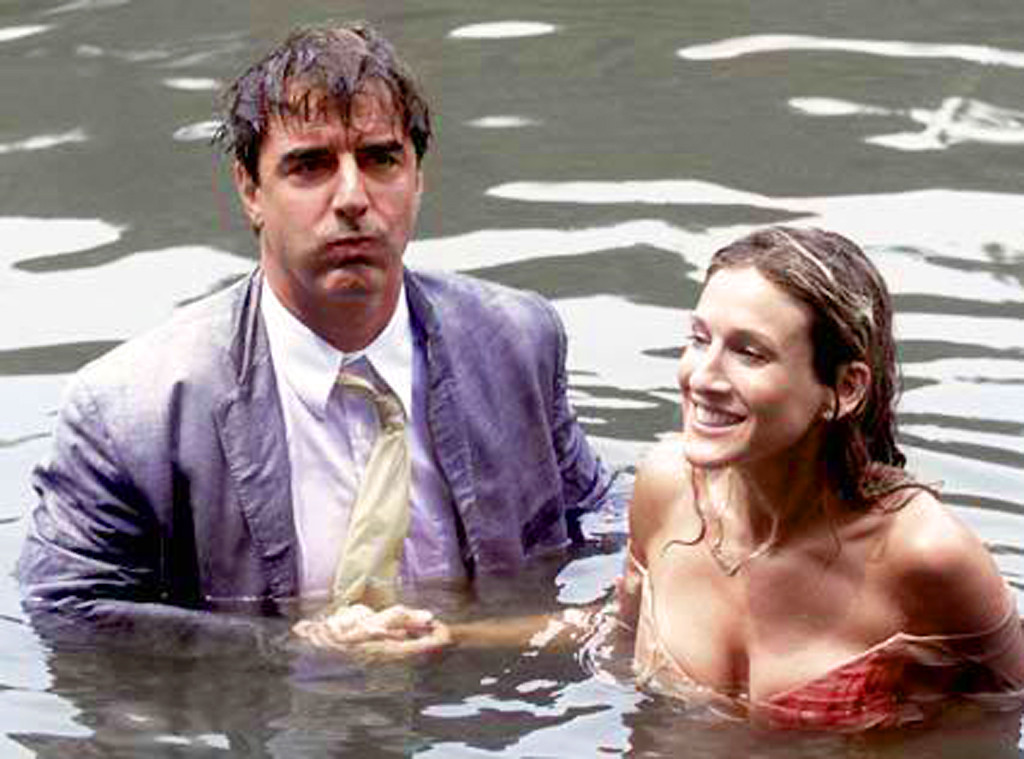 Sarah Jessica Parker, Chris Noth, Sex and the City