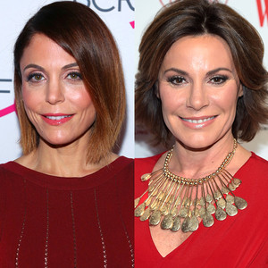 Bethenny Frankel's Dirt on Luann de Lesseps' Fiancé Rocks The Real Housewives of New York City