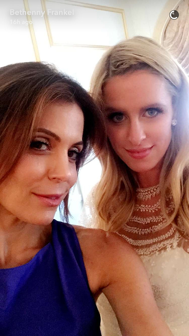 Nicky Hilton Honored At A Second Baby Shower And Reunites With