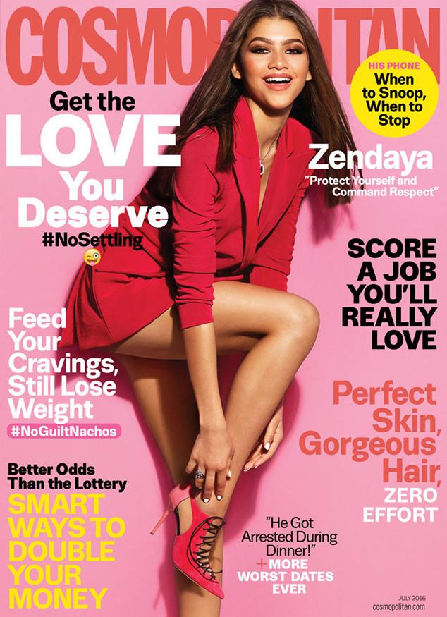 Zendaya, Cosmopolitan