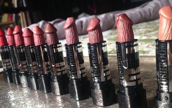 Batons formato de pênis