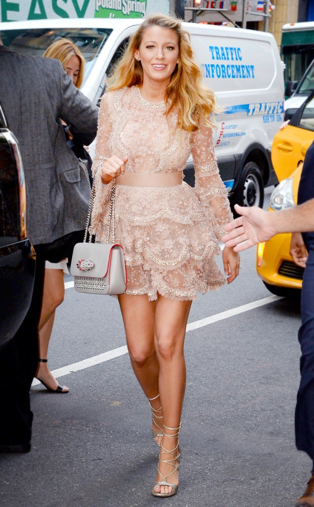Today Show Fab from Blake Lively's Pregnancy Style for ...