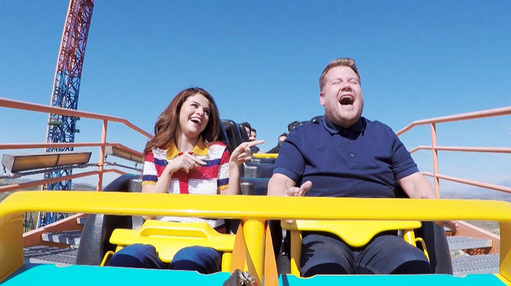 Selena Gomez, James Corden, Carpool Karaoke