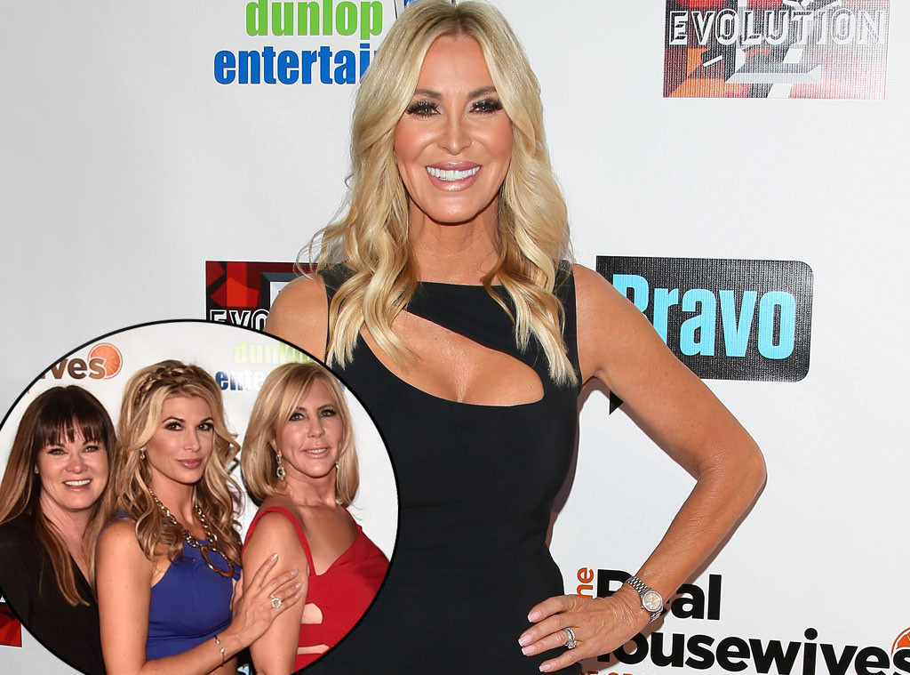 Lauri Peterson, Gina Keough, Vicki Gunvalson, Alexis Bellino, Real Housewives of Orange County