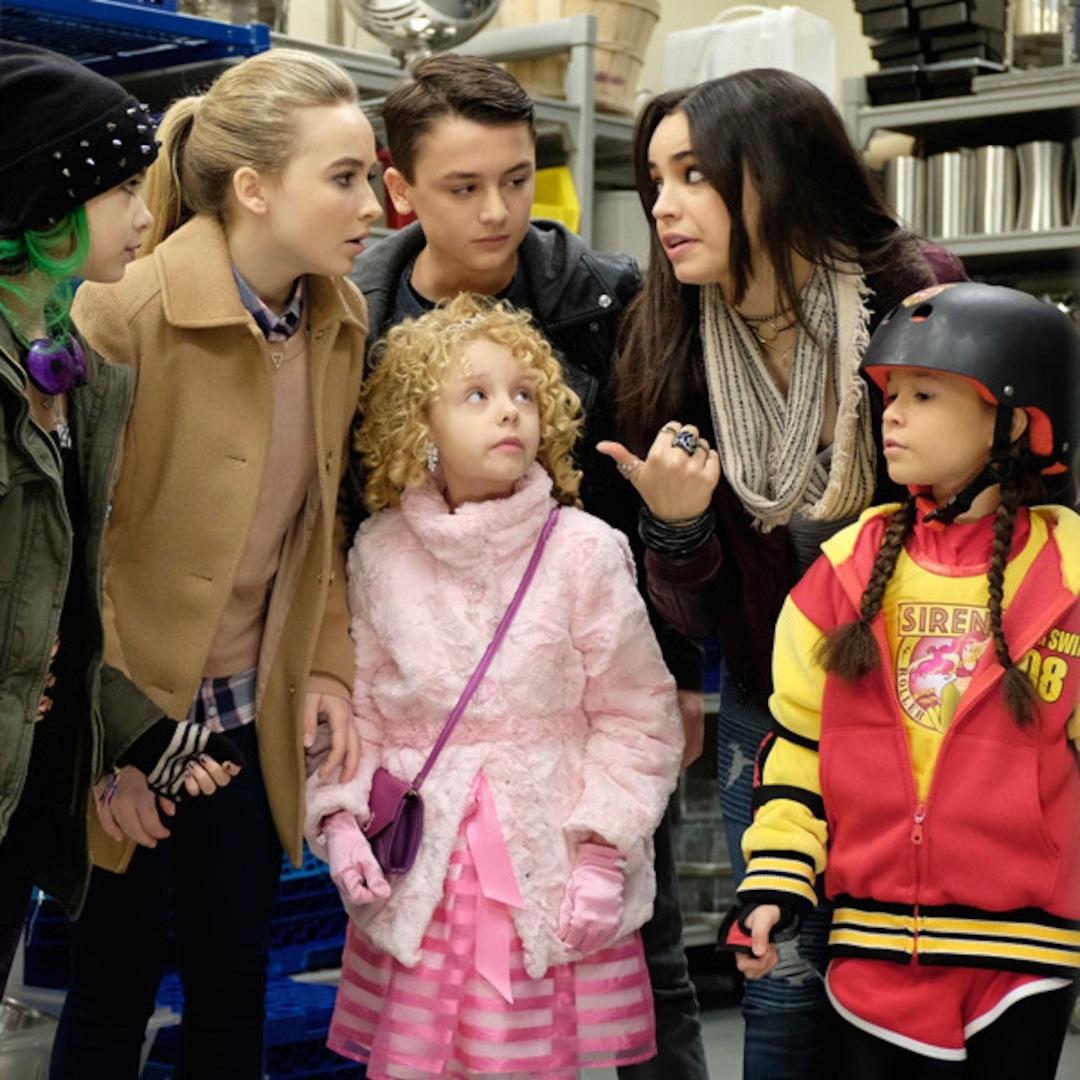 Has Disney Channel's Adventures in Babysitting Cast Even Seen the Original? - E! Online