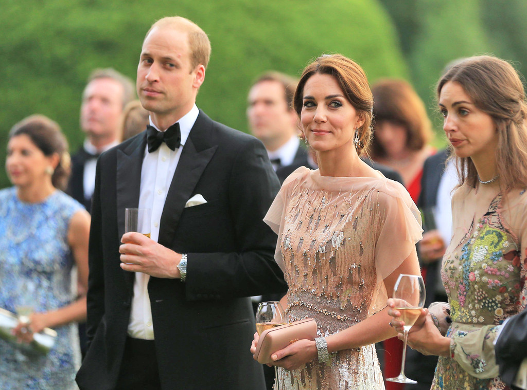Prince William, Duchess Kate Middleton