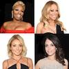 Mariah Carey, NeNe Leakes, Bethenny Frankel, Kelly Ripa