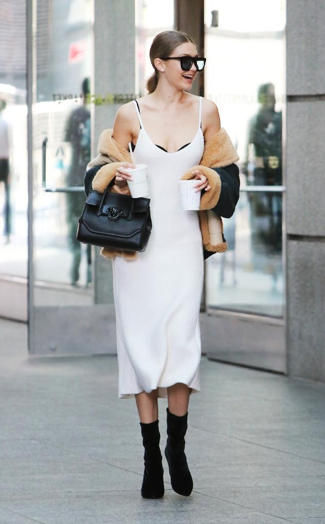 ESC: Gigi Hadid
