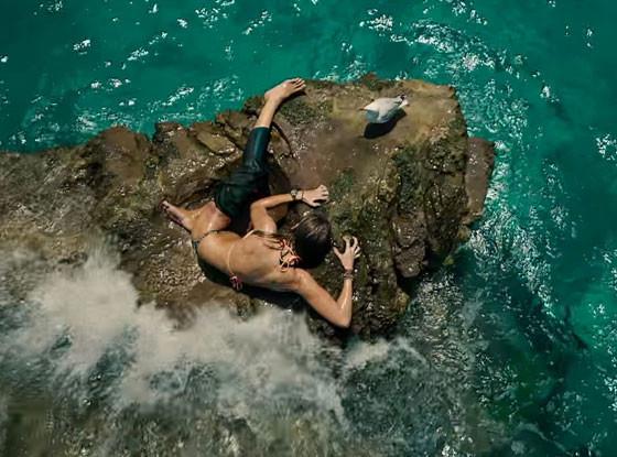 The Shallows, Steven Seagull