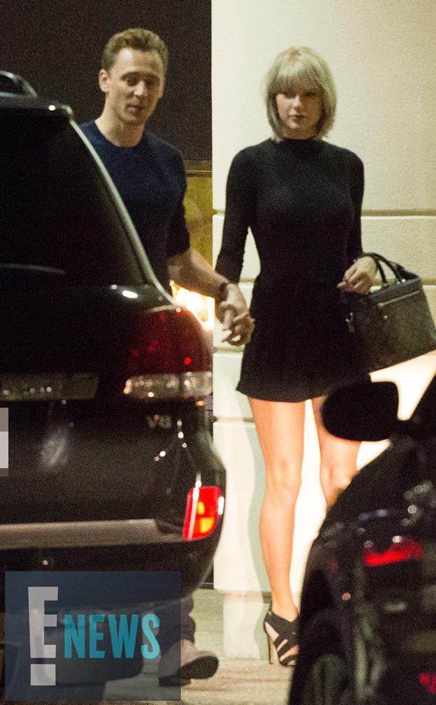 Taylor Swift, Tom Hiddleston, Date Night, EXCLUSIVE