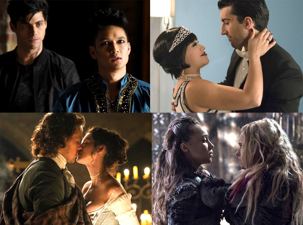 Best Fight and Kiss, TV Awards