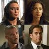 Alycia Debnam-Carey, The 100, Nicole Beharie, Sleepy Hollow, Michael Weatherly, NCIS, Shemar Moore, Criminal Minds