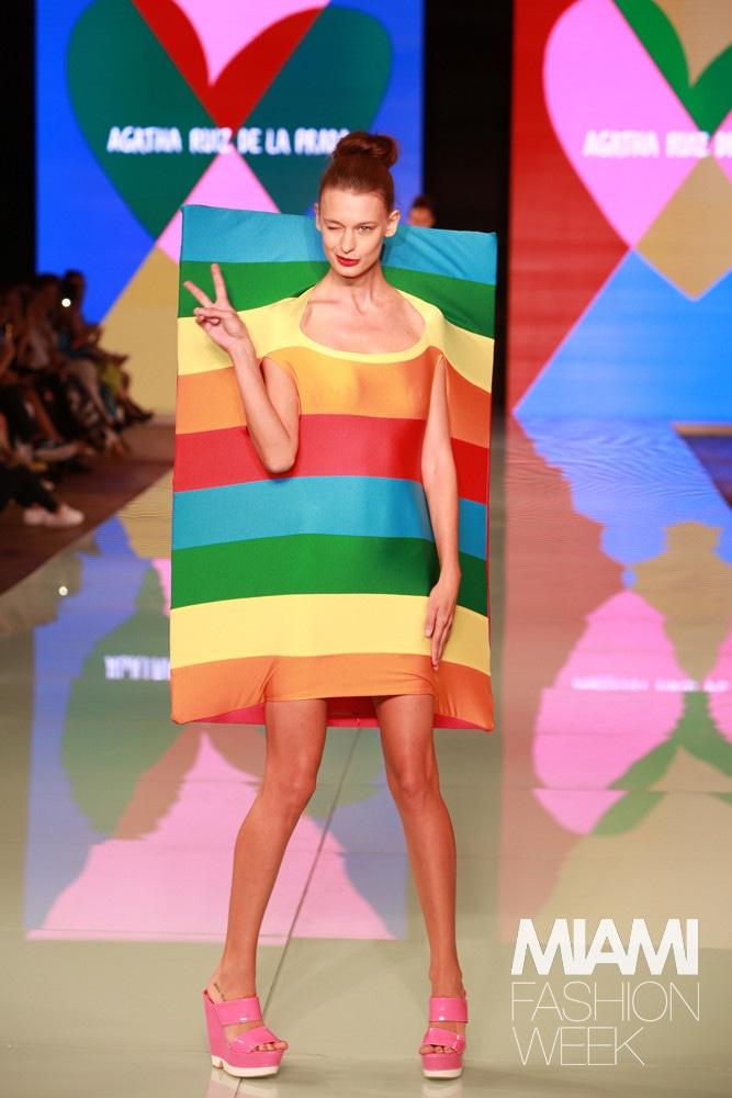 Agatha Ruiz de la Prada Miami Fashion Week