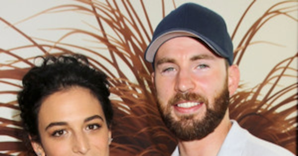 whos dating who chris evans