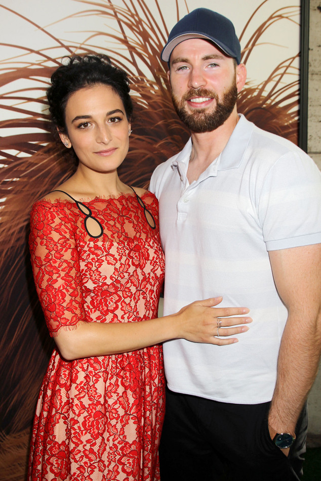 Chris Evans And Jenny Slate Break Upagain E News
