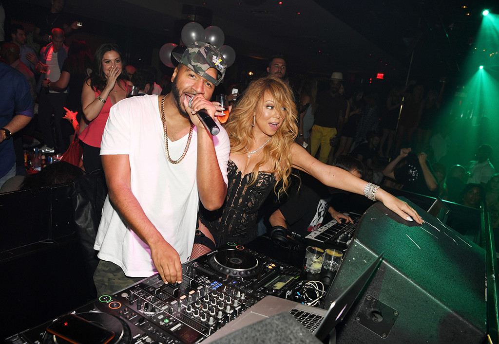 Mariah Carey, 1 OAK Nightclub, Las Vegas
