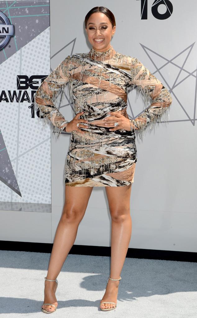 Tia Mowry, 2016 BET Awards