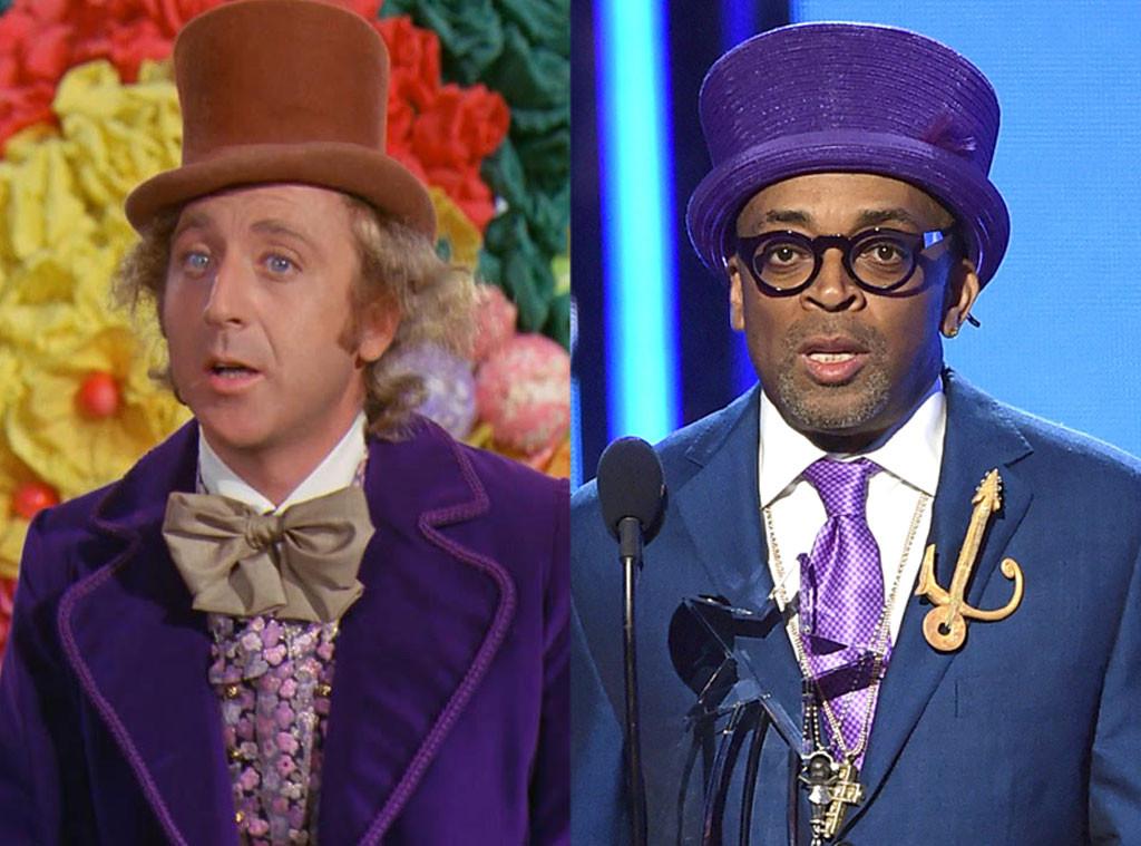 Willy Wonka, Spike Lee, BET Awards
