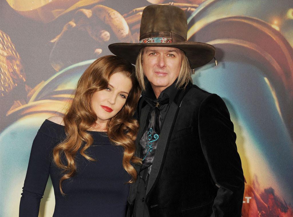 Lisa Marie Presley, Michael Lockwood