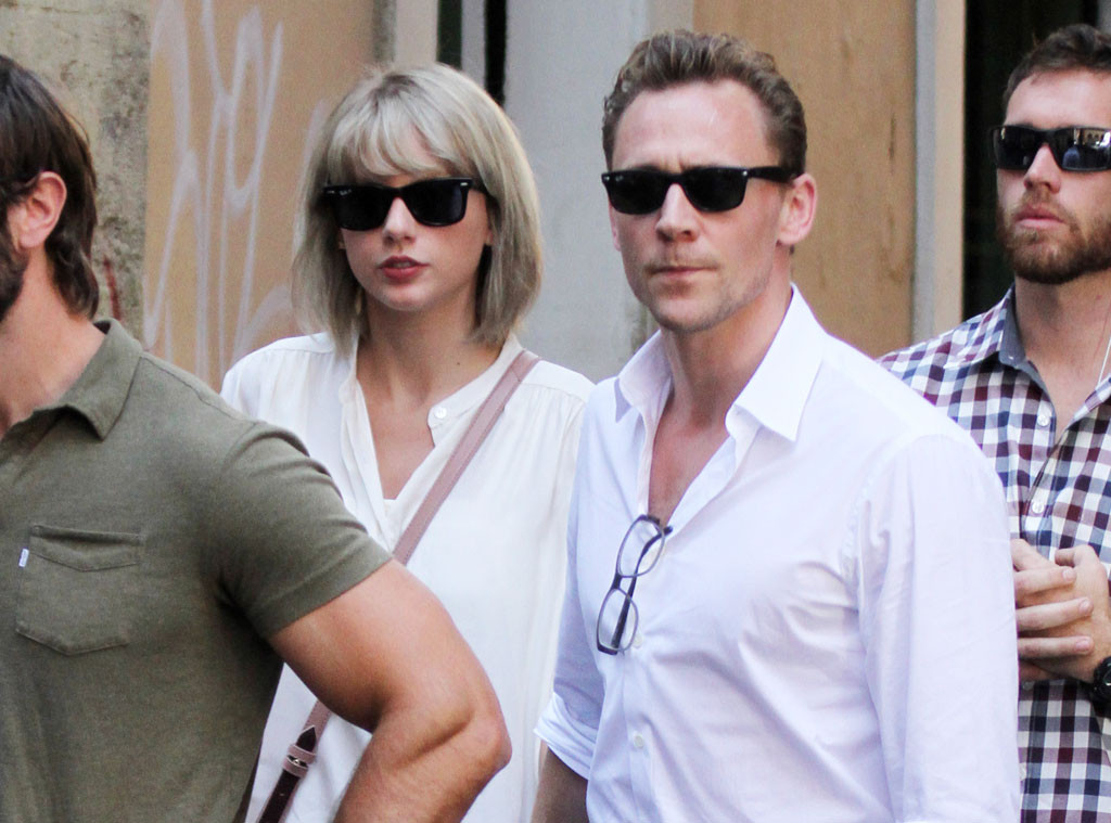 d8d562f67 Why Taylor Swift and Tom Hiddleston Could Be Pouring It On for the Cameras