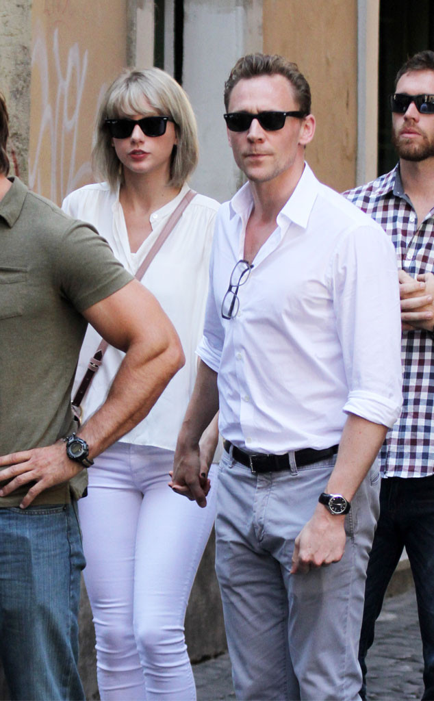 Its Instagram Official Taylor Swift And Tom Hiddleston Are Finally