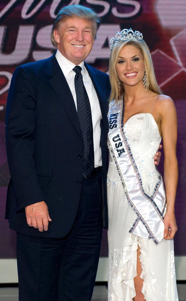 Donald Trump, Tara Conner, Miss USA
