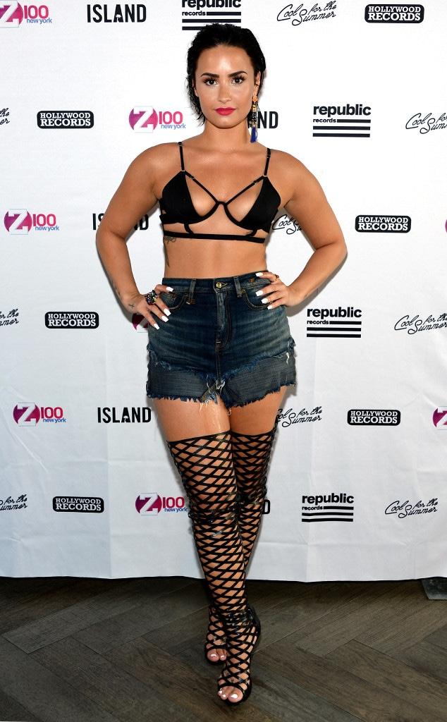 ESC: Zanna Dos and Donts, Swimwear, Demi Lovato