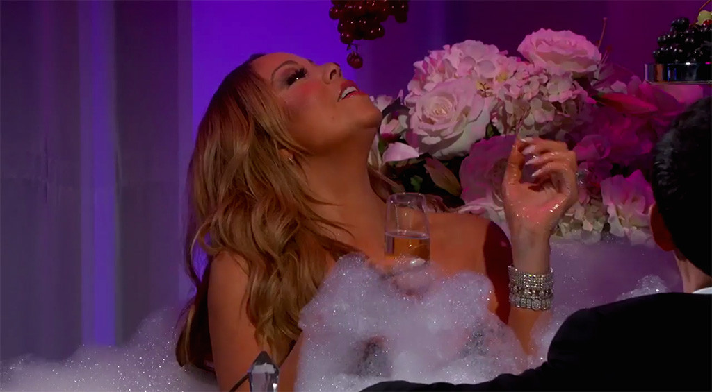 Mariah Carey, Jimmy Kimmel Live