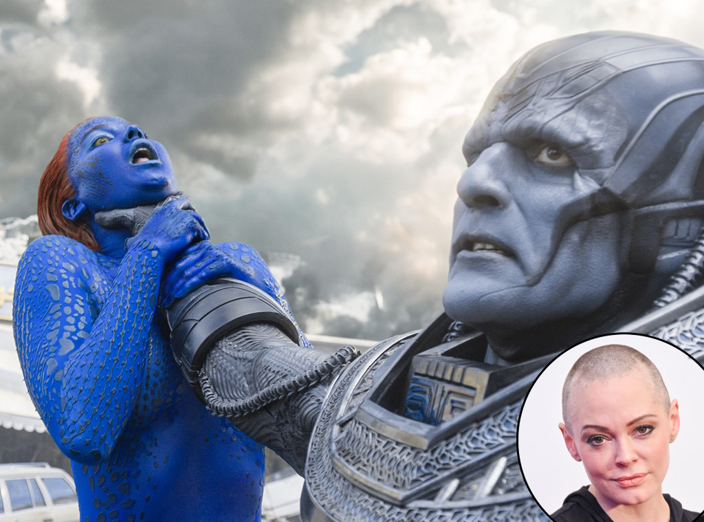 Rose McGowan, X-Men Apocalypse
