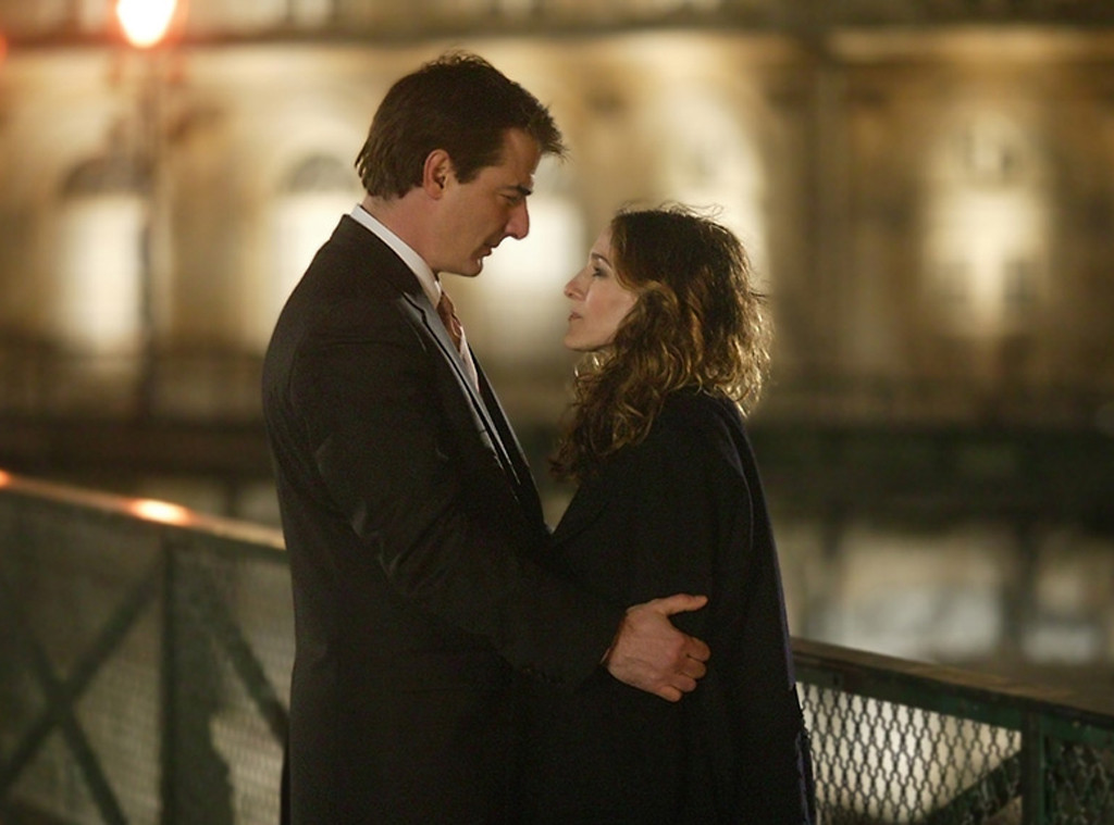 Carrie Bradshaw and Mr. Big: 11 Moments That Made Us Get ...