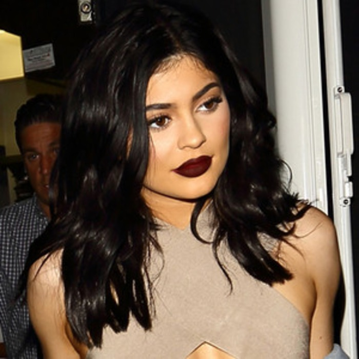 a204f121921 Kylie Jenner Flashes Major Underboob and Suffers a Wardrobe Malfunction
