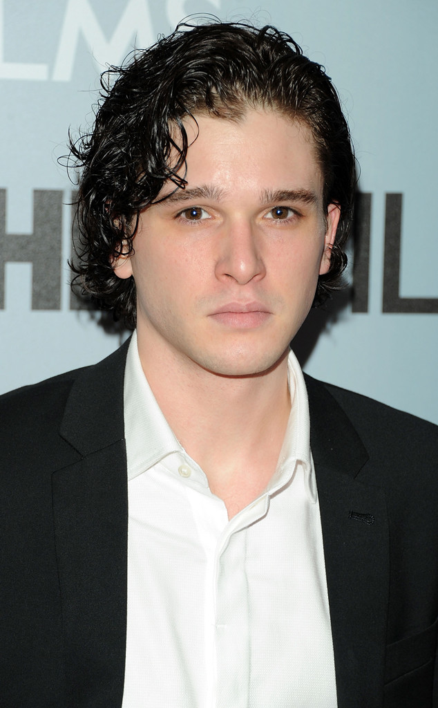 Kit Harington, No Beard, 2011